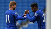 Brighton 1-1 Chelsea LIVE! Pre-season friendly result reaction - Timo Werner goal, Hakim Ziyech injury