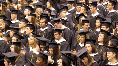 It's a great time to be a college grad in the US