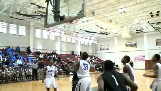Vicksburg vs. Meridian boys basketball