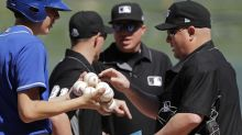'I want to make it work': How one MLB umpire is preparing to call games during the pandemic