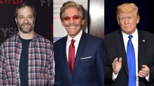 'He kidnaps children': Judd Apatow blasts Geraldo Rivera for describing Trump as 'charismatic' and a 'movie star'