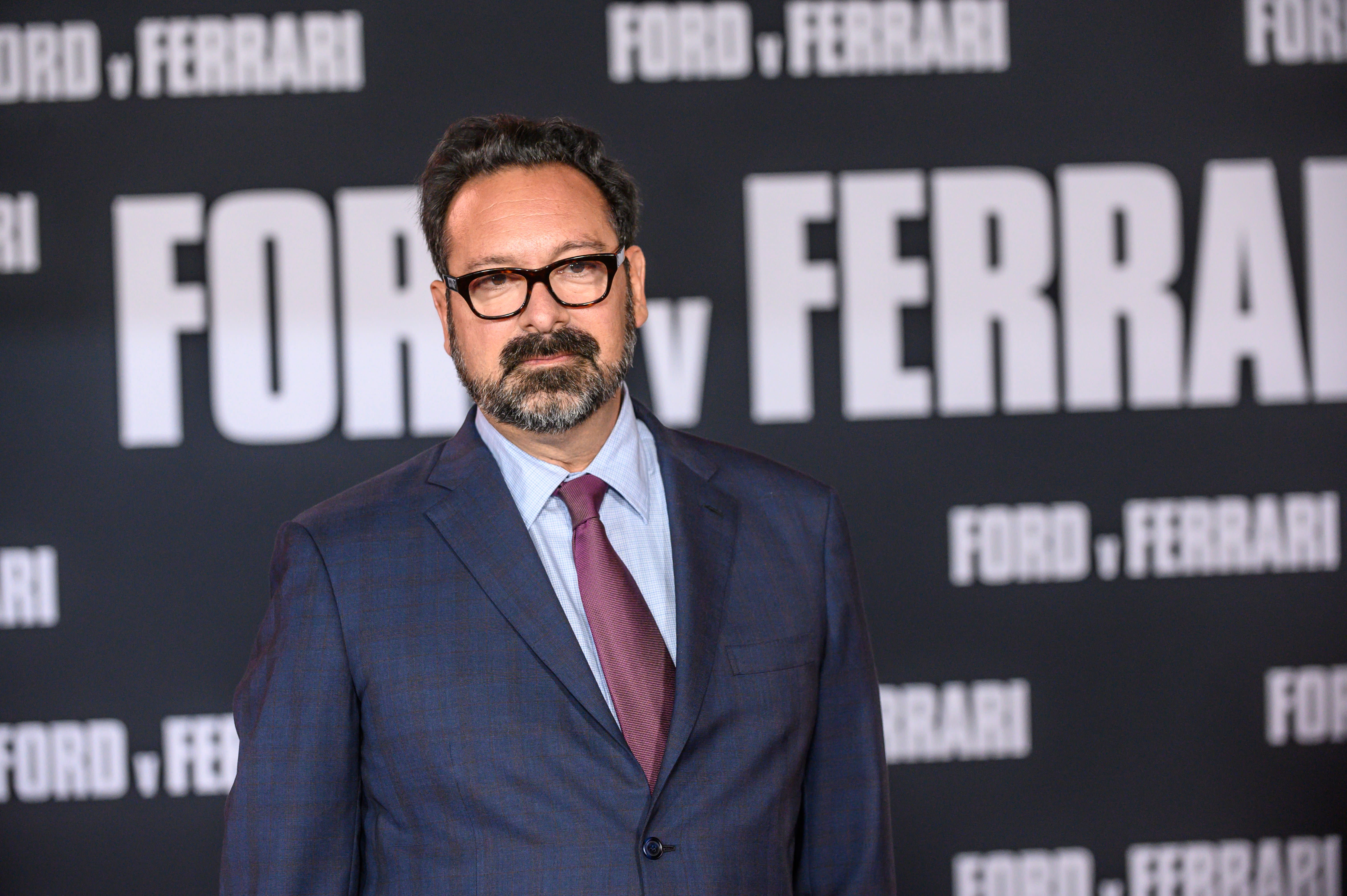 'Le Mans 66': James Mangold says Scorsese 'generalised' on Marvel, gives X-23 update (exclusive)