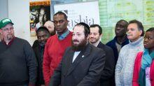 Hasidic And Black Leaders Celebrate Communal Ties On MLK Day