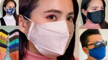 These 'very comfortable' fog-free face masks are perfect for people who wear glasses