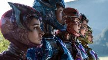 New Power Rangers Image Prompts Online Hilarity -'They Look Like Bowling Balls'
