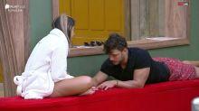 'A Fazenda 11': Lucas Viana termina namoro com Hariany Almeida
