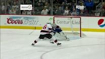 Varlamov stuns Elias with shootout save