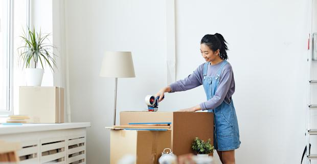 How to declutter and downsize your home without stress