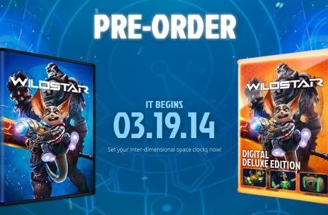 Pre-orders now open for WildStar