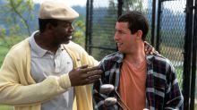 Adam Sandler recreates 'Happy Gilmore' moment for 25th anniversary