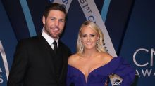 Carrie Underwood's husband thanks fans for support during singer's surgery