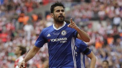 Atletico close to an agreementfor Diego Costa