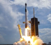 SpaceX capsule successfully docks at ISS