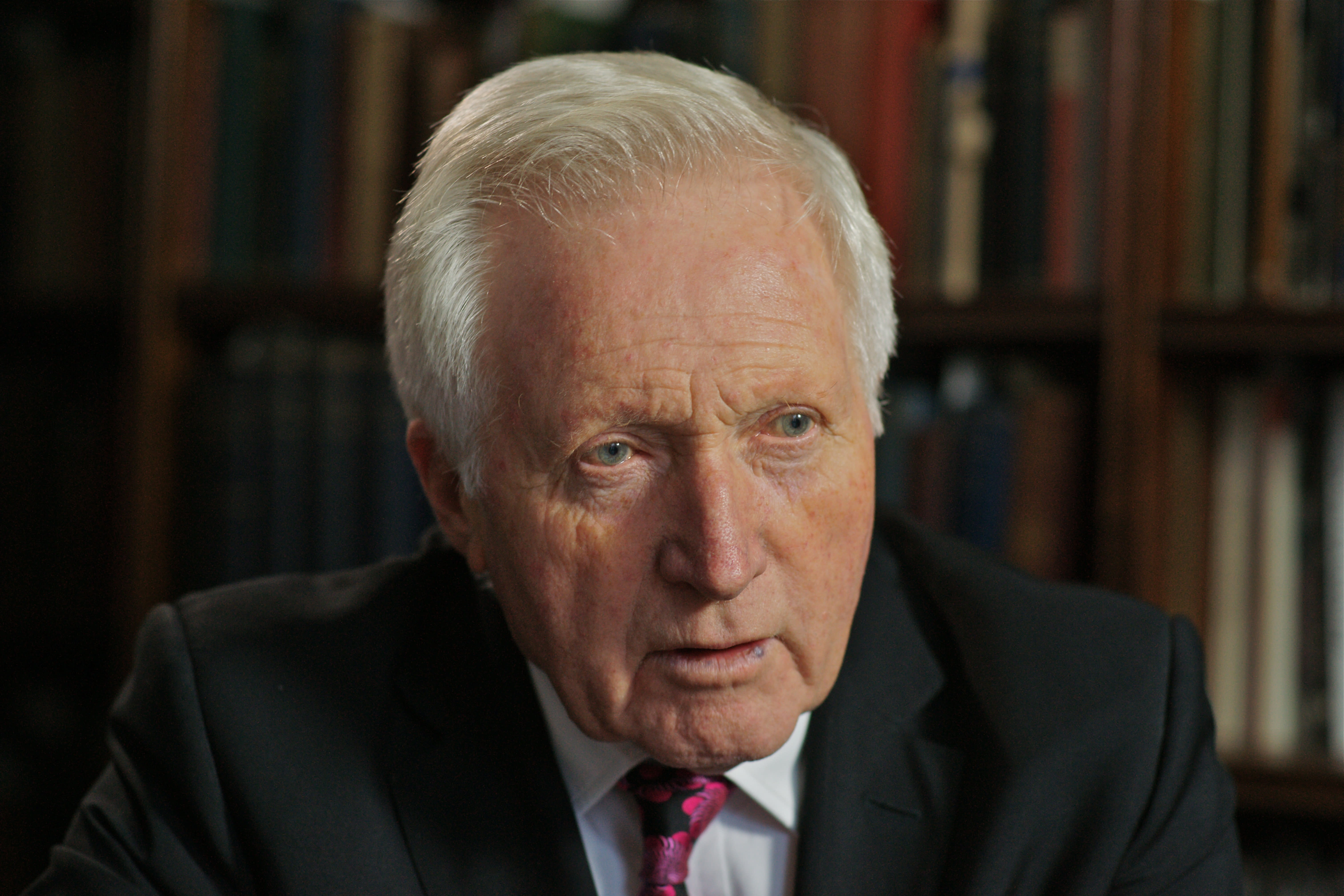 David Dimbleby brands Boris Johnson a 'liar' in interview about BBC plans and accuses him of 'apeing' Donald Trump
