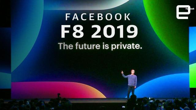 Watch Facebook's F8 2019 keynote in 13 minutes