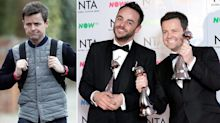 'Devastated' Declan Donnelly seen for first time since Ant McPartlin arrest