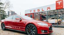 Slumping Tesla Stock Headed Into Test of 2019 Low