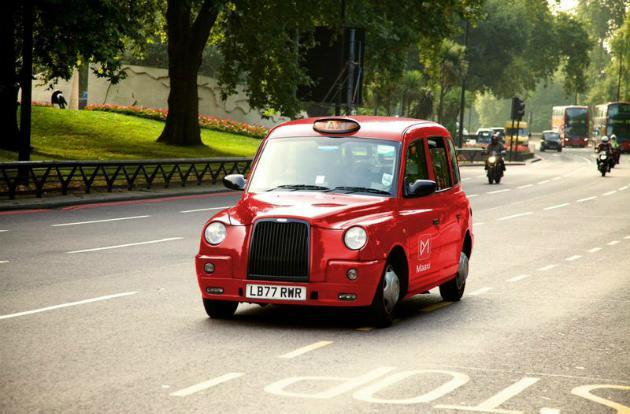 Maaxi lets you share a taxi across London with up to five strangers