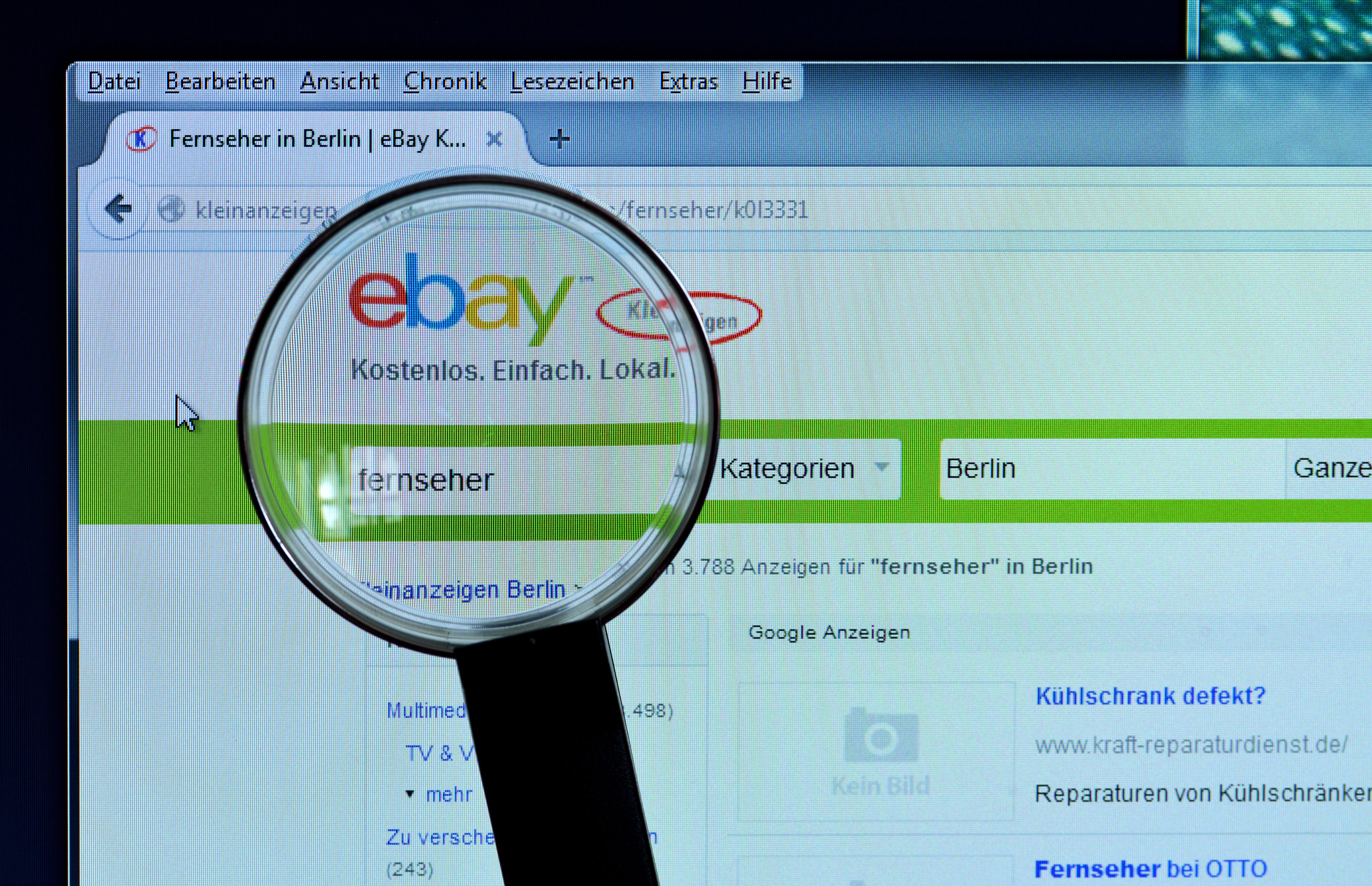 Ebay Dreiecksbetrug