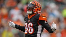 Report: Bengals tell Carlos Dunlap to stay home Wednesday