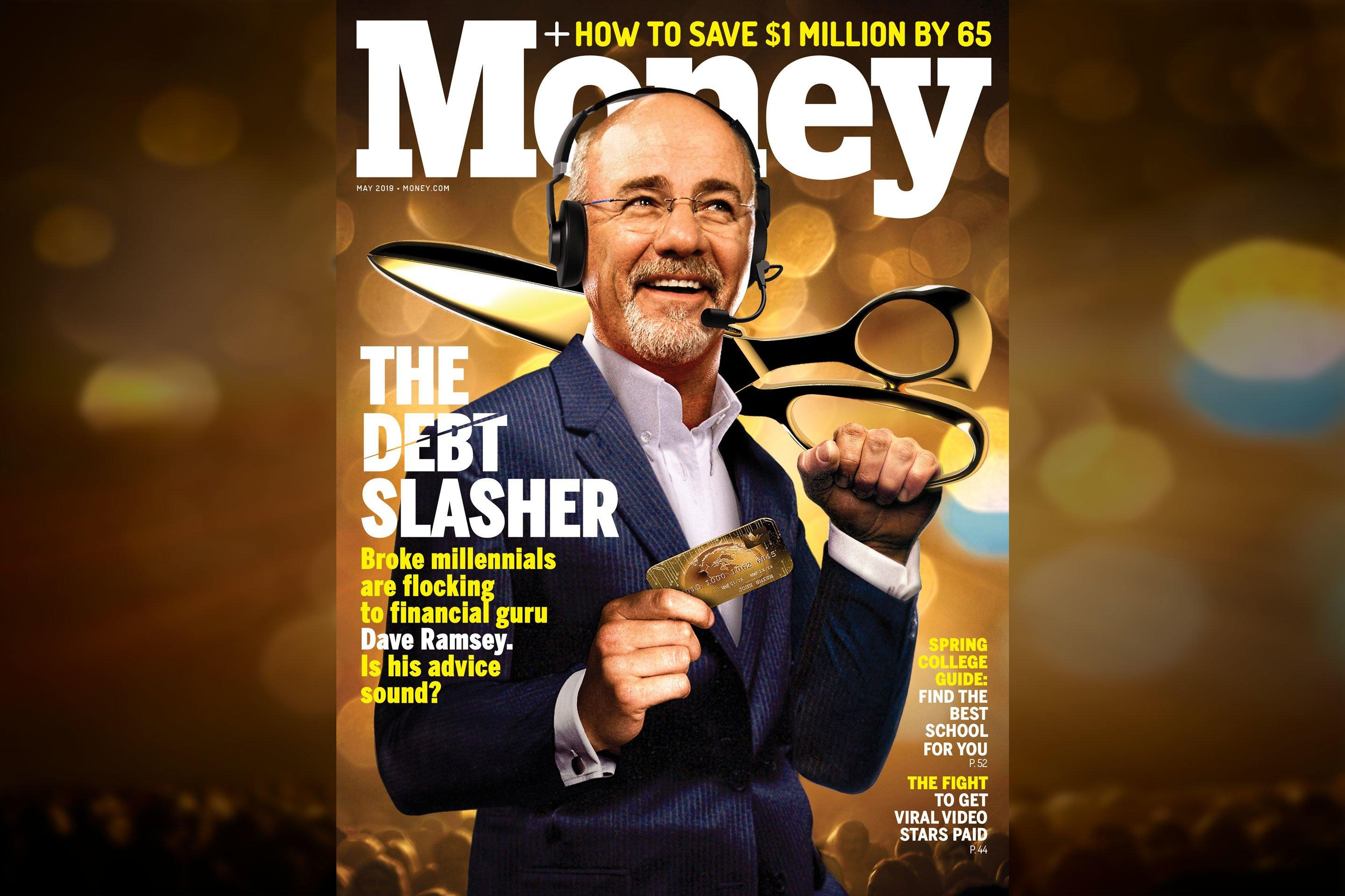 Dave Ramsey's debt free advice is very popular with millennials. Here's why