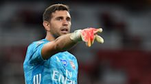 OFFICIEL - Emiliano Martinez quitte Arsenal pour Aston Villa