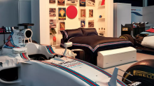 Formula One: How you can win a night in the Williams garage for the Silverstone Grand Prix