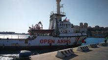"""Italia inmoviliza el Open Arms por """"anomalías graves"""""""
