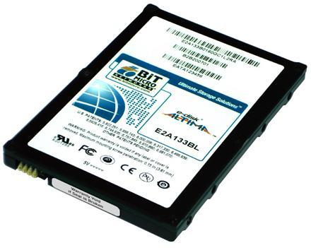 BiTMICRO introduces 832GB SSD for CES 2008