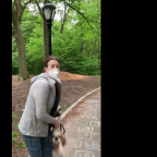 Woman loses job and gives up pet after calling police on black man who asked her to leash dog