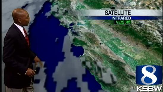 Watch Your KSBW Weather Forecast 05.24.13