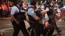 123 arrested in St. Louis in 3rd night of protests over ex-cop's acquittal