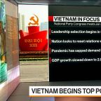 Vietnam Begins Top Political Meeting