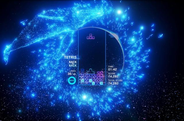 'Tetris Effect' brings its VR head trip to PCs on July 23rd