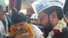 'I felt suffocated': Setback for Uttar Pradesh Congress as ex-Youth Congress leader, team joins AAP