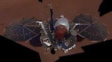 NASA's Mars Insight lander snaps incredible selfie on Red Planet
