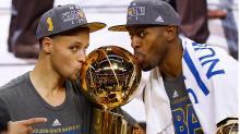 Andre Iguodala on Warriors' winning culture: 'He sets the foundation...'