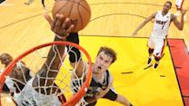 2013 NBA Finals Top 10 Blocks