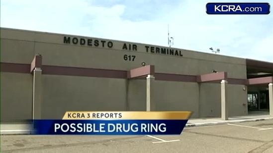 Man enters airport with drugs stuffed in pants