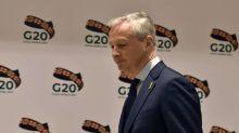G20: Le coronavirus, un «risque réel sur la croissance mondiale» alerte Bruno Le Maire