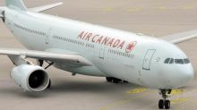 Air Canada launches investigation after woman left 'all alone' in dark and empty plane after falling asleep on flight