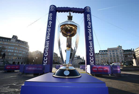 ICC Men's Cricket World Cup 2019 Trophy