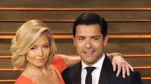 Kelly Ripa and Mark Consuelos surprise son Michael on 'Riverdale' set: 'It's bring your parents to work day'