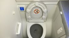 The spot on a plane with the most germs? It's not the bathroom