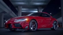 2020 Toyota Supra official images hit the web in unofficial reveal