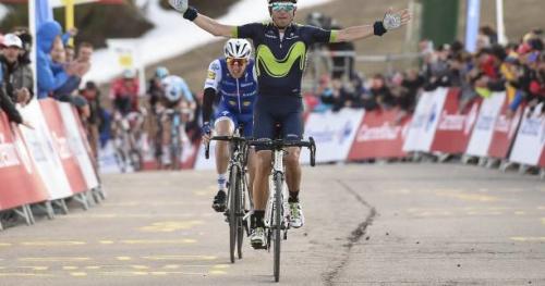 Cyclisme - Tour de Catalogne - Tour de Catalogne : Alejandro Valverde trop fort pour Christopher Froome et Alberto Contador
