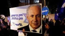 Netanyahu es acusado de corrupción, se profundiza la crisis política en Israel