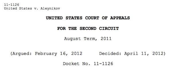 US Court: Code isn't property, therefore it can't be stolen