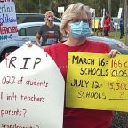 School boards across the country debate over reopening