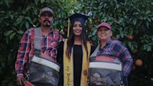 College senior's tweet dedicated to her immigrant farm worker parents goes viral